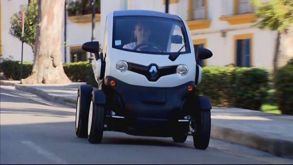 La Renault Twizy désormais disponible à partir de 14 ans !
