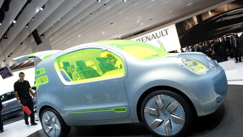 Renault étend son activité sur les moteurs économiques et électriques