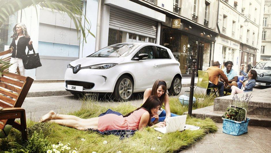Renault obligé de rappeler plus de 10 000 Zoé, sa voiture électrique