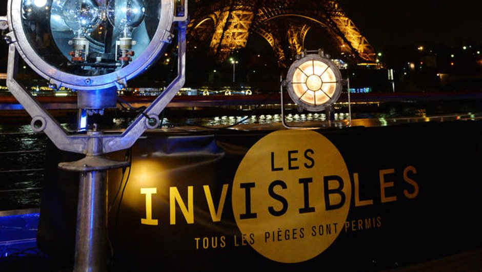 Le retour des Invisibles le 6 janvier 2017 !