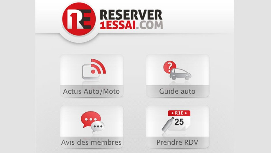 ReserverUnEssai.com : Votre véhicule à portée de clic