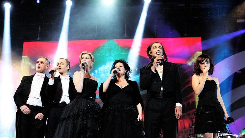 """Michèle Laroque : """"Lors du premier concert, le miracle opère toujours"""""""