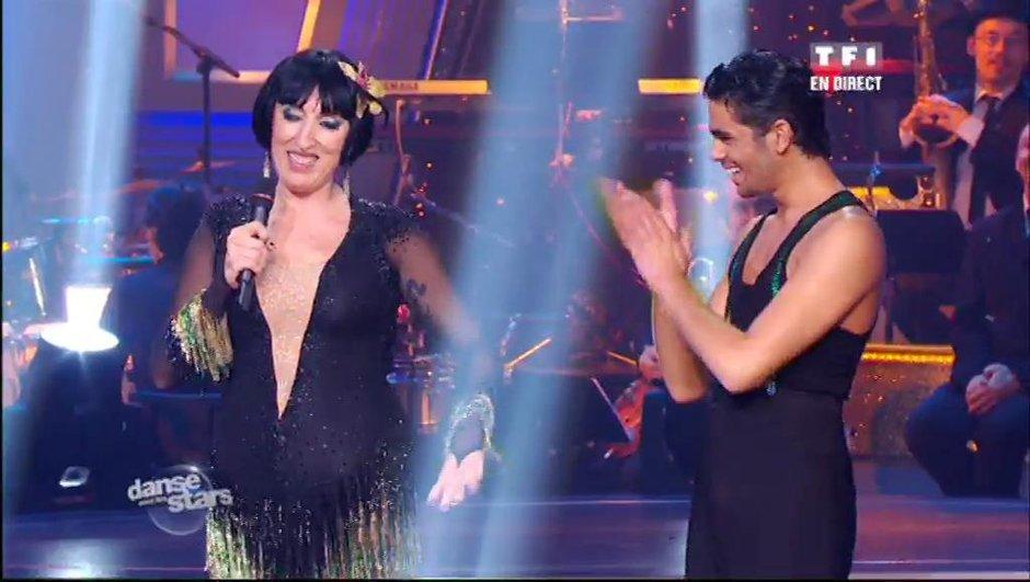 Danse avec les stars : Rossy de Palma regrette de quitter si tôt l'émission