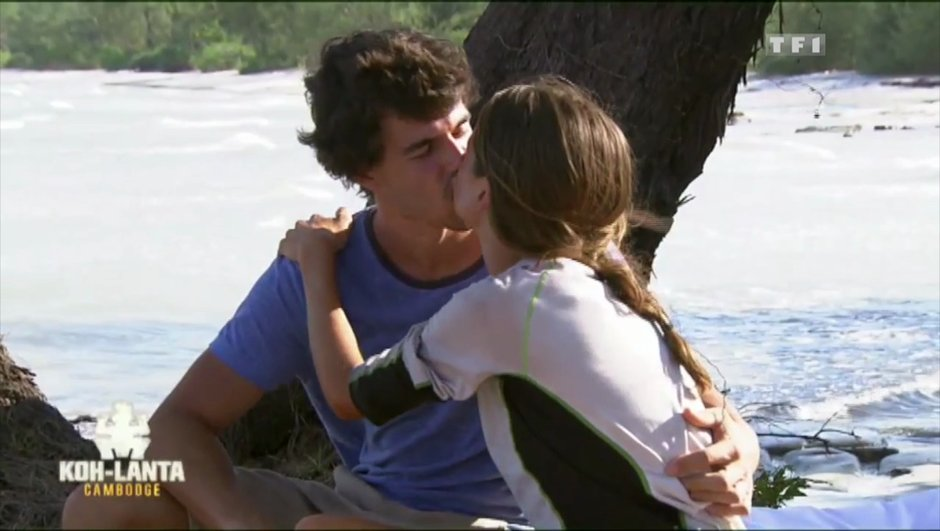 Clémentine présente son petit-ami, Valentin