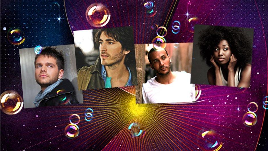 Révélation Francophone de l'année - Nominations - NRJ Music Awards 2012