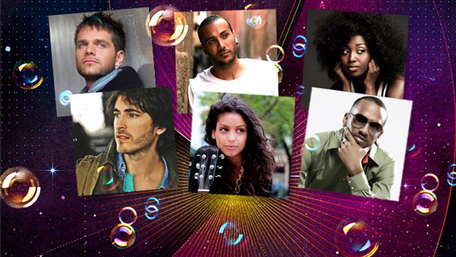 Révélation Francophone de l'année - Pré-nominations - NRJ Music Awards 2012