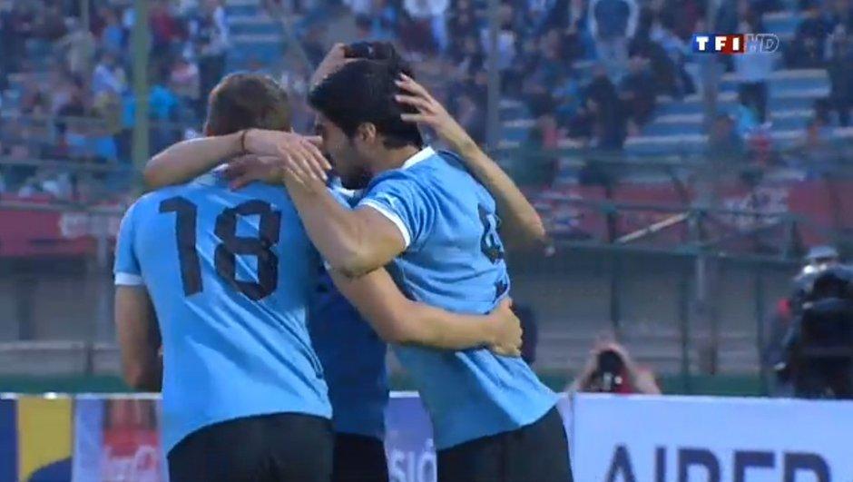 Uruguay-France : but de Luis Suarez en vidéo, 1-0 (50ème)