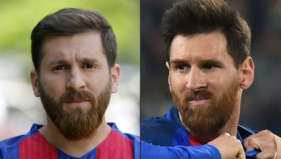 Reza Parastesh, le sosie de Messi, a-t-il vraiment été arrêté en Russie ? (Non)