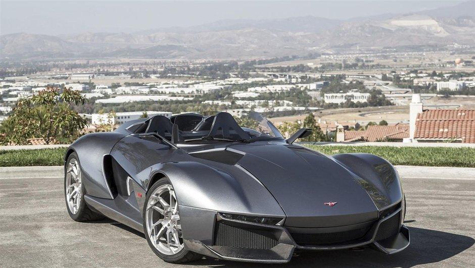 Rezvani Motors Beast : un savoureux mélange entre Ariel et Lamborghini