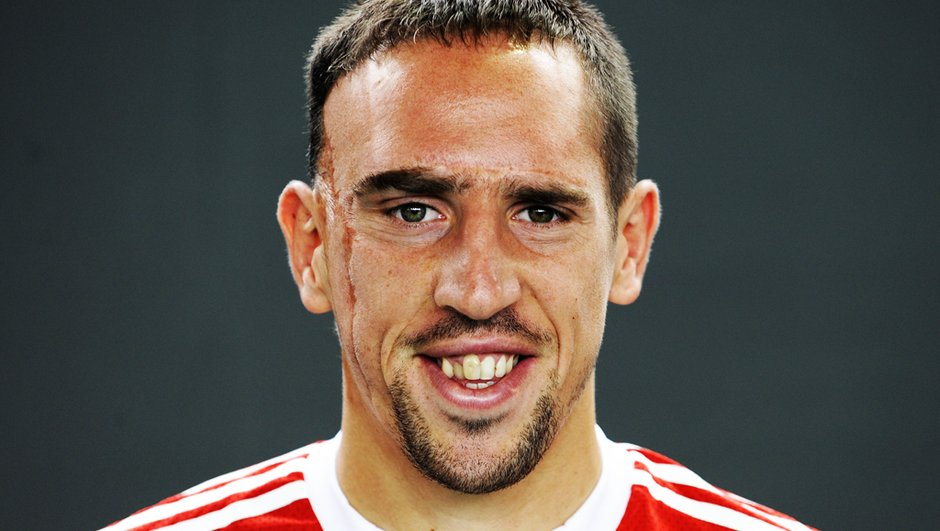 Affaire Zahia : pas de portrait pour Ribéry !