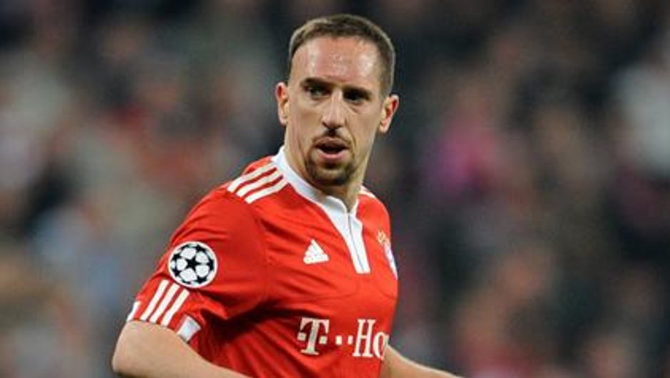 Bayern Munich : Ribéry en forme internationale