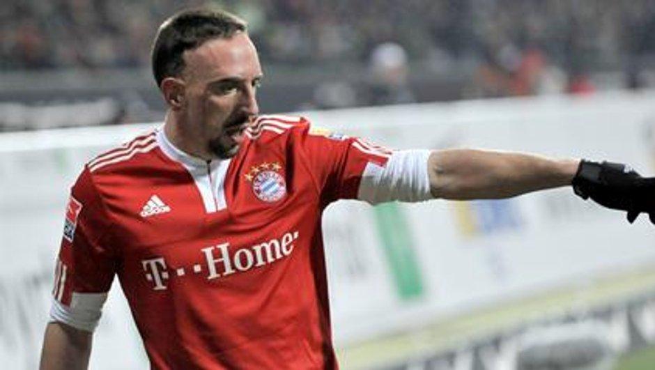 Ribéry parle à nouveau du Real Madrid