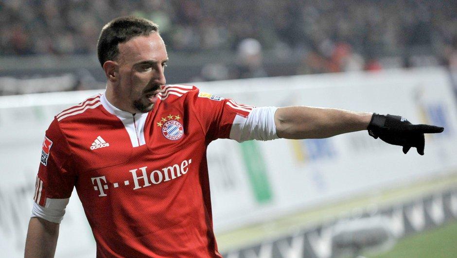 Franck Ribéry vers le Real ou Chelsea ?