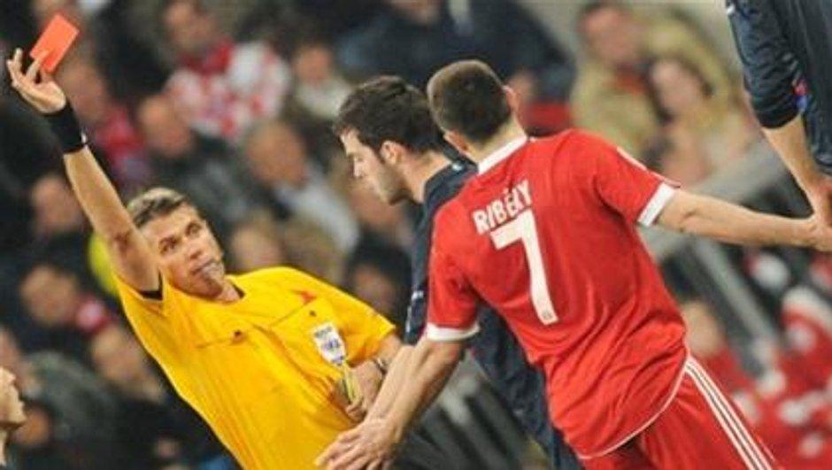 Ribéry croise les doigts