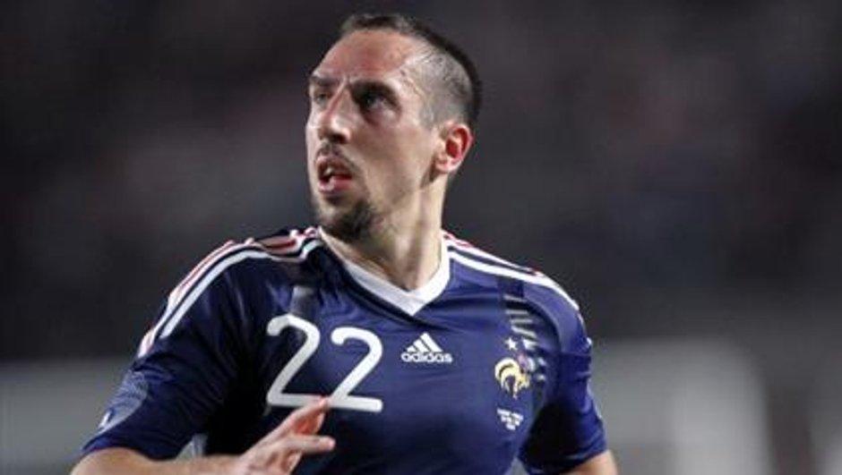 Bayern : Ribéry n'a plus que l'équipe de France pour sauver sa saison