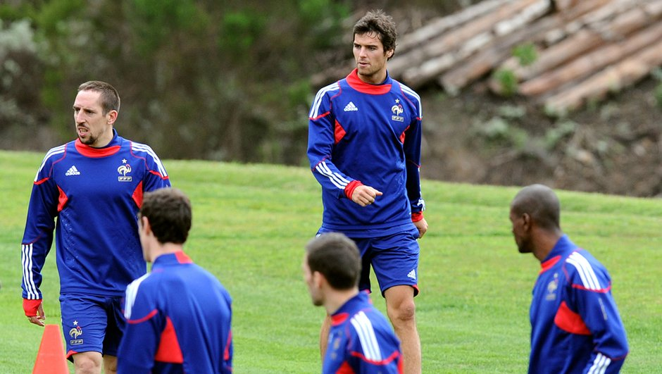 France - Afrique du Sud : la composition de l'équipe