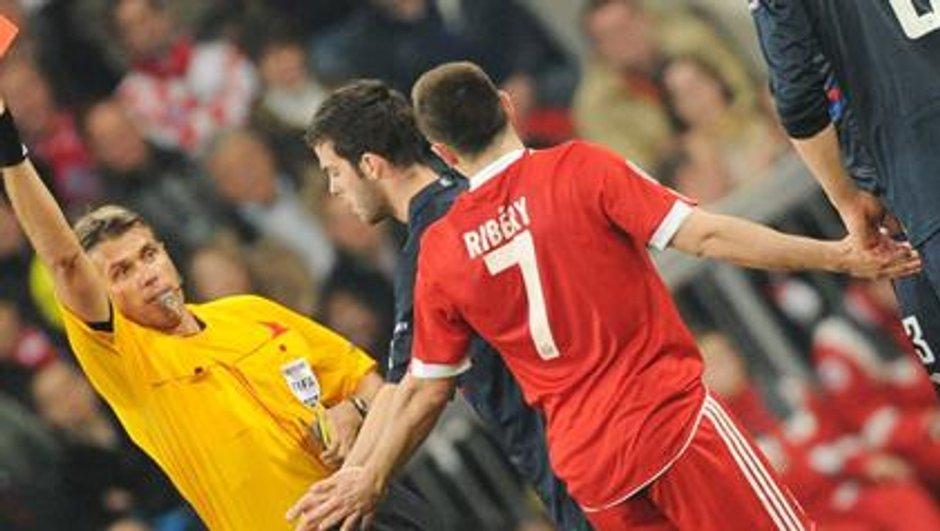 Ribéry privé de finale