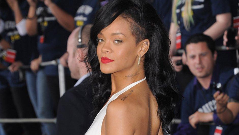 Rihanna : elle s'emporte en interview quand on lui parle de Chris Brown