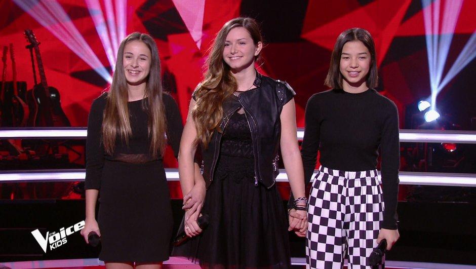 The Voice Kids 6 - BATTLES (Jenifer) : Qui de Lola, Aelwenn ou Nayana a gagné ? (REPLAY)