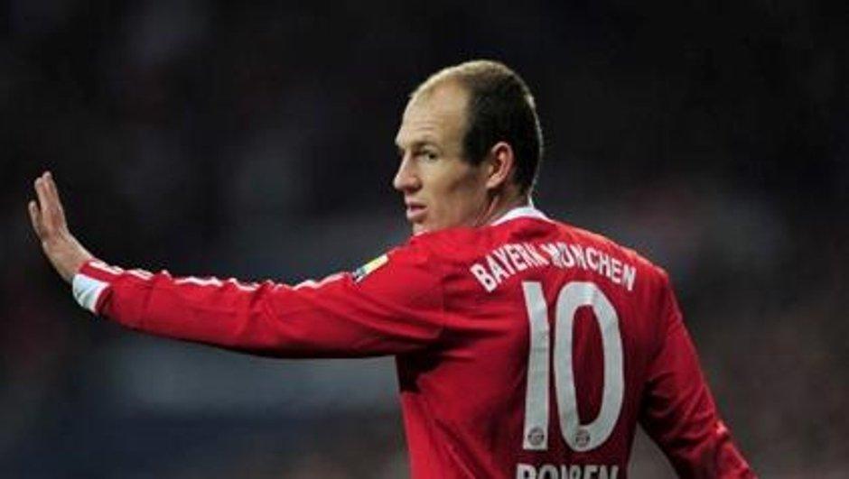Robben, ce héros