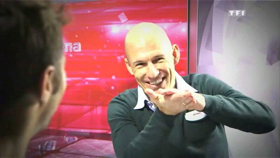 Bayern  Munich :  Robben, LA star du Bayern