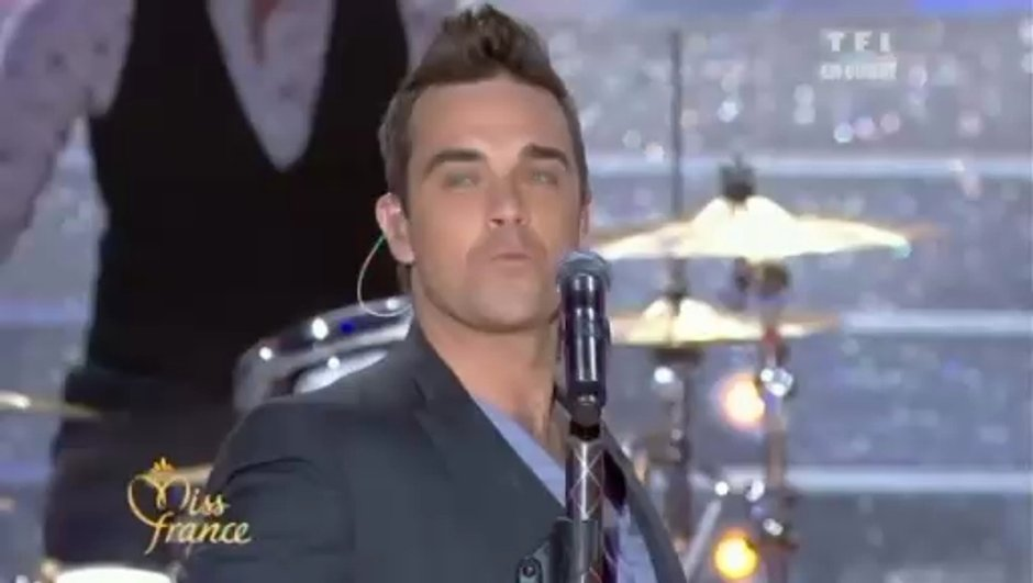 Robbie Williams, bientôt papa ?