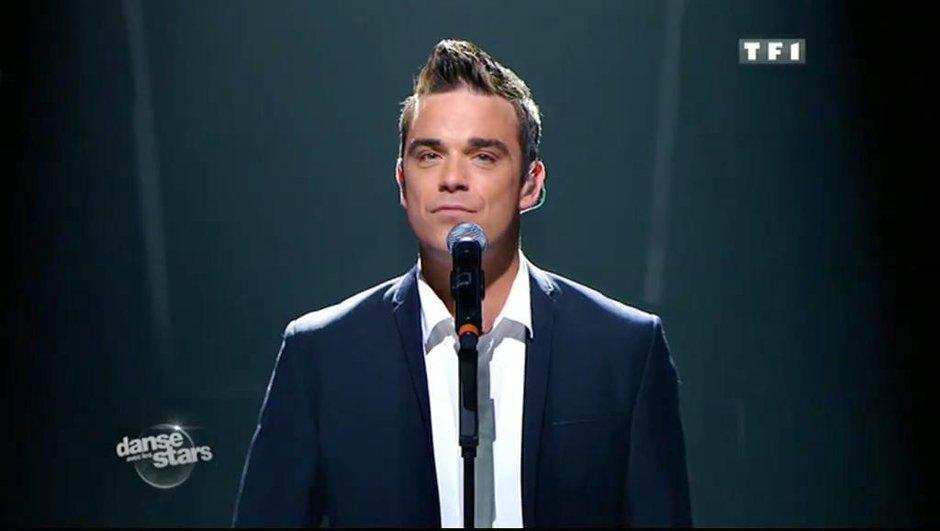 Robbie Williams annonce sa paternité sur Internet
