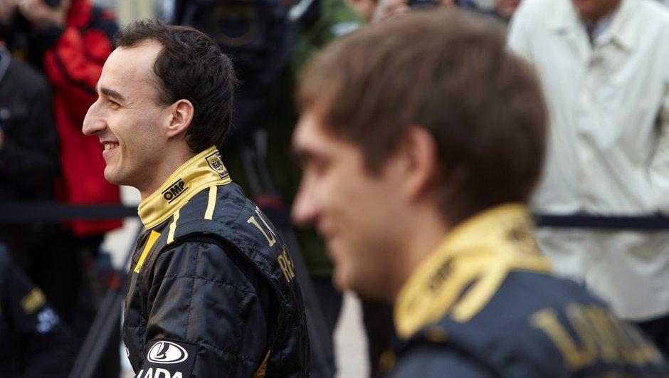 F1 : Kubica ne pilotera pas début 2012