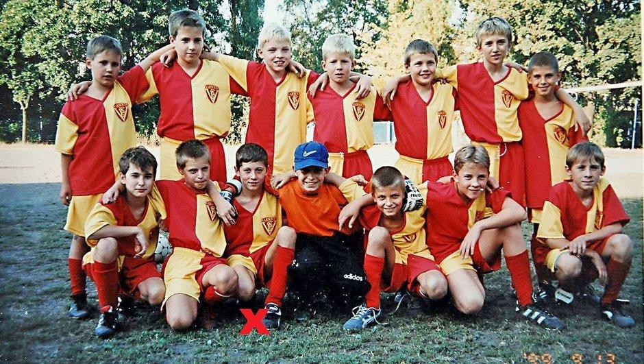 Bayern Munich : Lewandowski était déjà un phénomène à l'âge de 9 ans