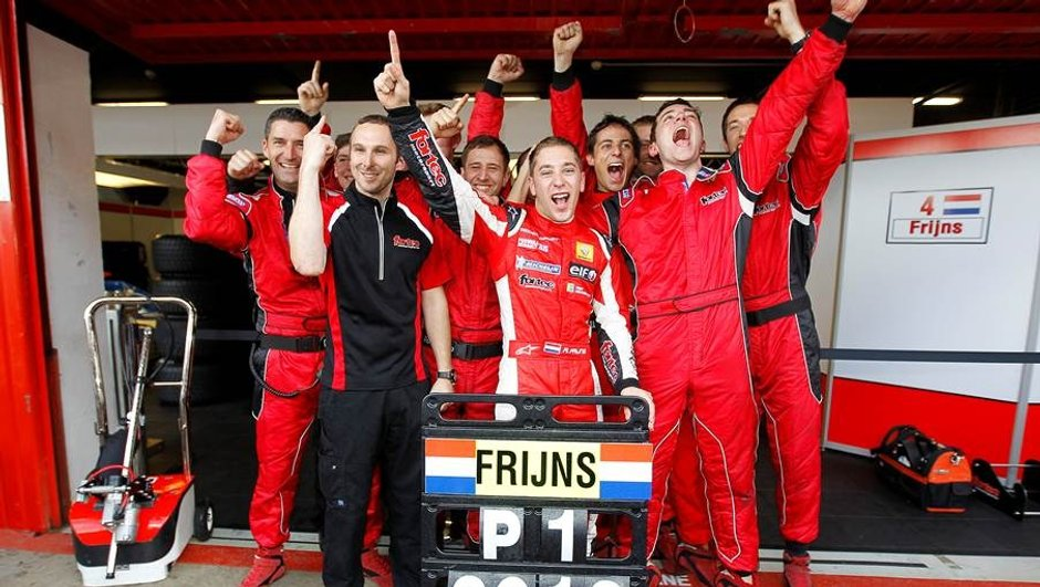 World Series Renault 3.5 : Frijns champion 2012, Bianchi tout près