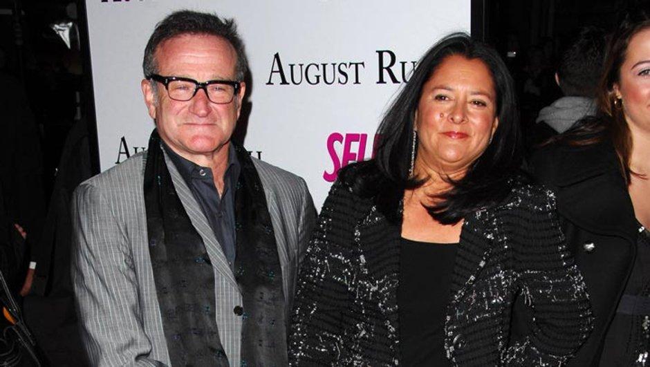 Robin Williams dans le rôle de Susan Boyle?