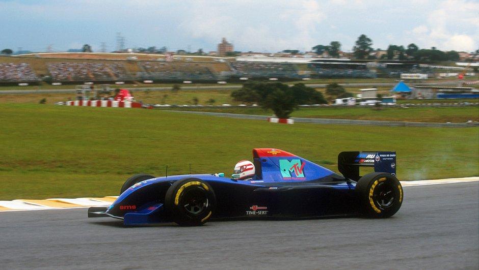 F1 : Il y a 20 ans, Roland Ratzenberger se tuait en piste