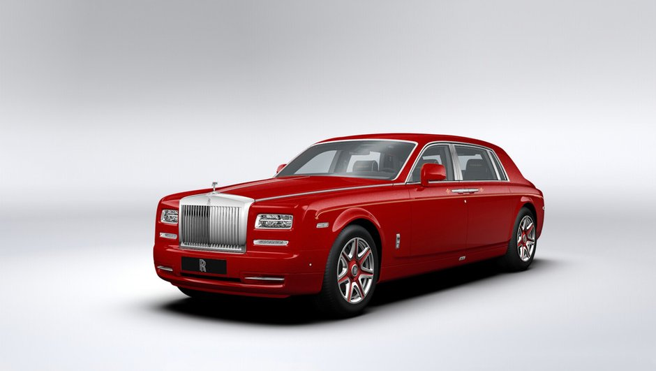 Insolite : un hôtel chinois commande 30 Rolls-Royce Phantom