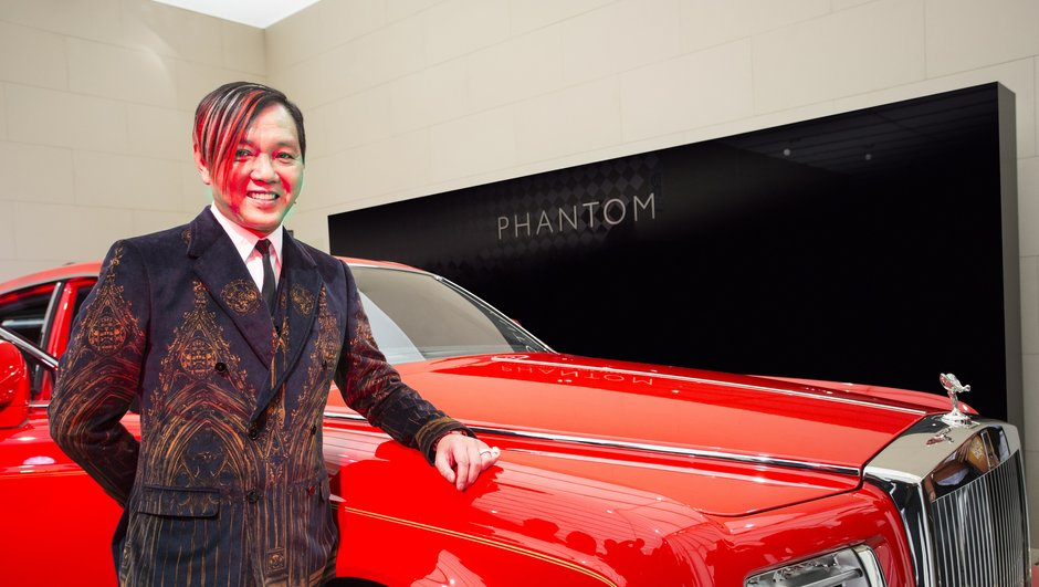 Il commande 30 Rolls-Royce pour son hôtel de luxe à Macao