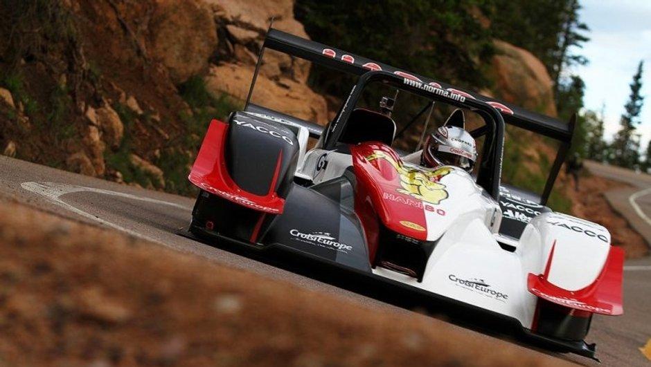 Pikes Peak 2014 : Romain Dumas triomphe dans une édition endeuillée