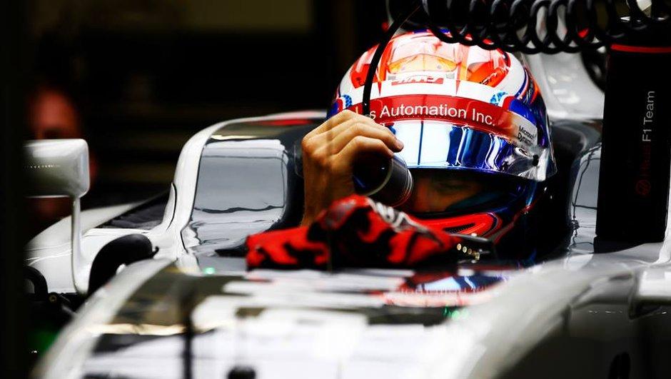 F1 - GP de Singapour 2016 : Pérez et Grosjean pénalisés