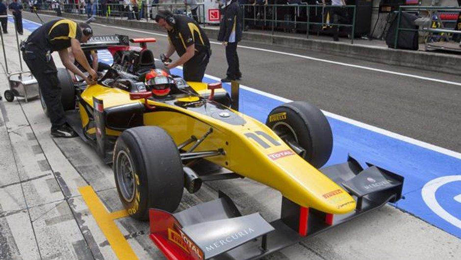 GP2 - Spa-Francorchamps : Grosjean largement en tête aux essais