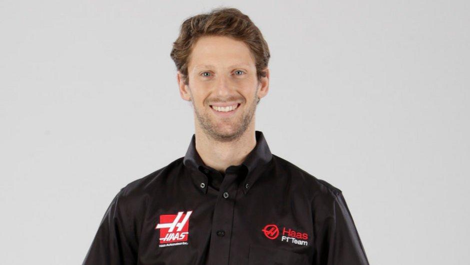 F1 2016 - Romain Grosjean à 100 à l'heure