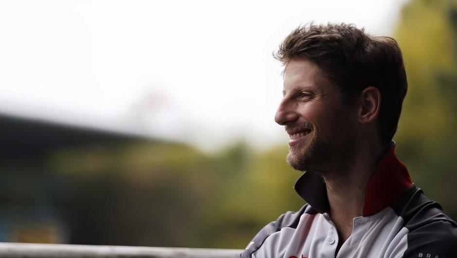 F1 – GP des Amériques 2016 : Romain Grosjean va devenir centenaire à Austin