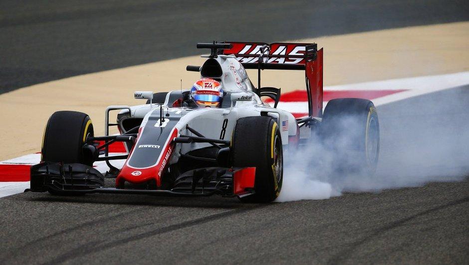 F1 : L'incroyable début de saison de Romain Grosjean