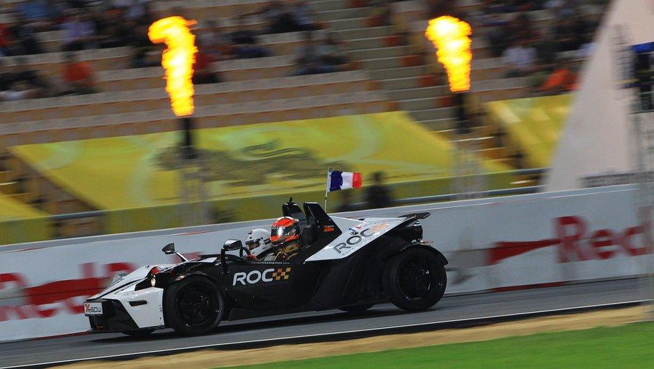 Race of Champions 2013 : annulation en raison des troubles en Thaïlande