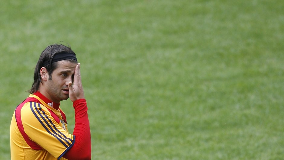 Chivu est suspendu 4 matches avec l'Inter Milan