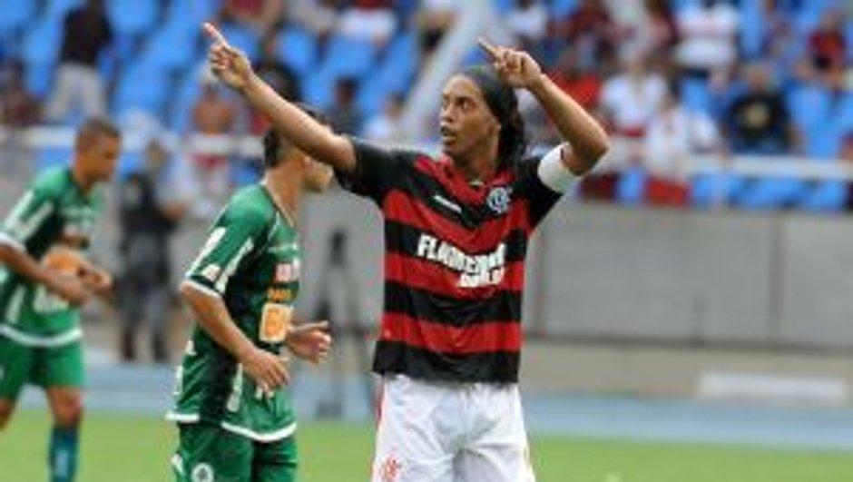 Ronaldino, ou plutôt... Docteur Ronaldinho