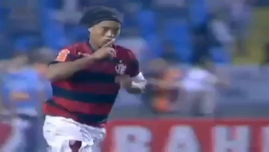 Un an après... : Ronaldinho de retour au Brésil