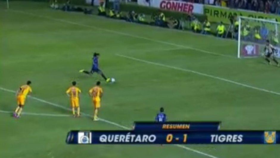 VIDEO Insolite : le penalty loupé de Ronaldinho