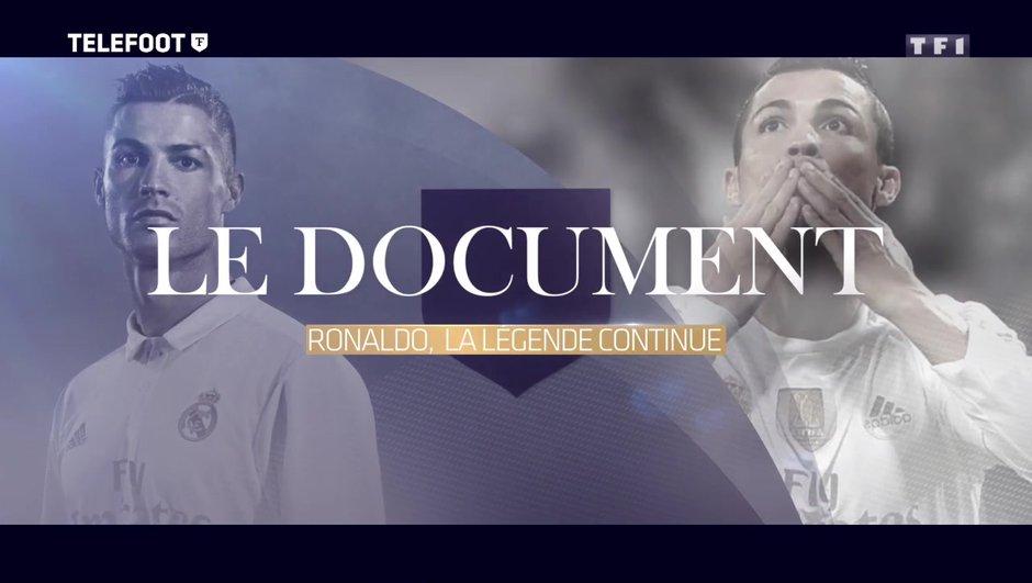 [Exclu Téléfoot 23/04] - Le Document Téléfoot : Ronaldo, la légende continue