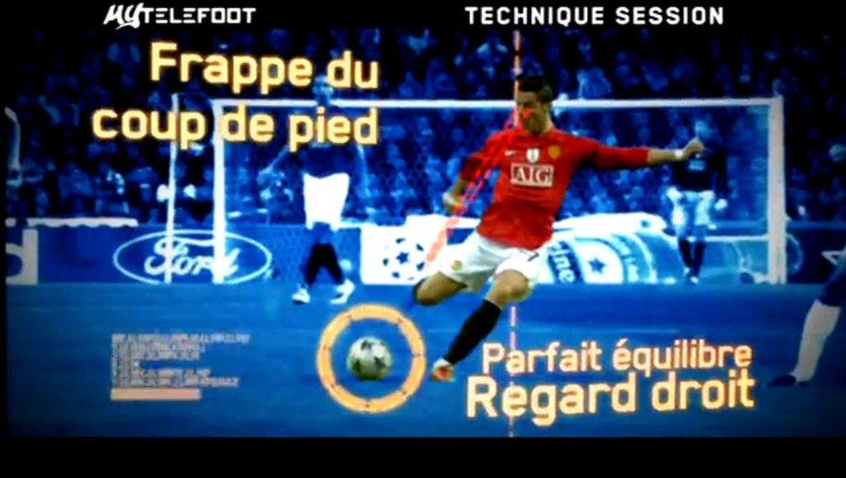 Le Geste Technique : La shoot de Cristiano Ronaldo
