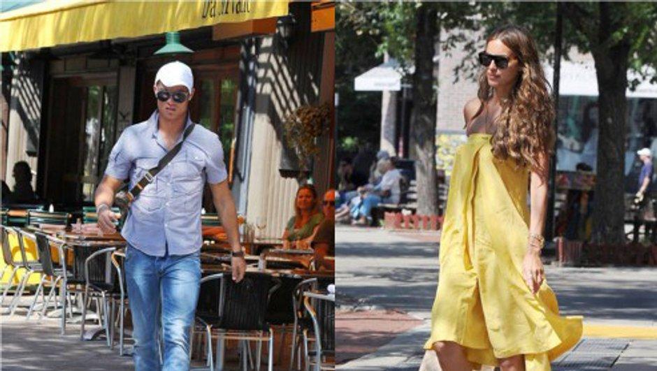 Cristiano Ronaldo : Mariage en vue avec Irina Shayk !