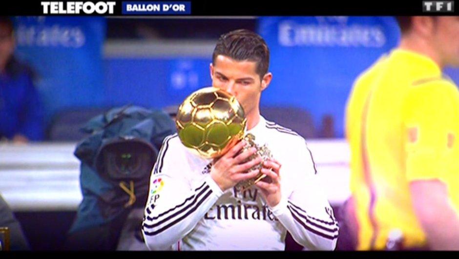 Suivez la remise du Ballon d'Or en streaming vidéo