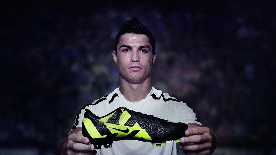 Ronaldo chaussera ses nouvelles Nike lors du Clasico !